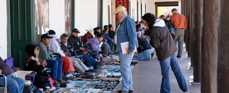 Market, Santa Fe NM