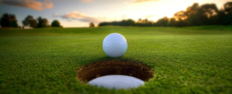 sunset-golf-ball